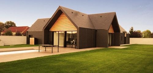 Choisir le bois pour construire sa maison d 39 habitation - Maison disigne ...