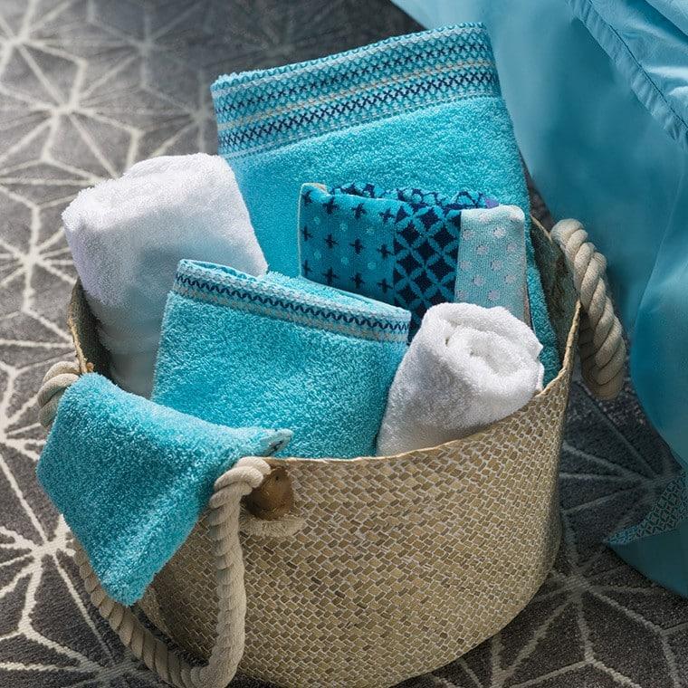 Le linge de bain, un élément décoratif dans votre salle de bain