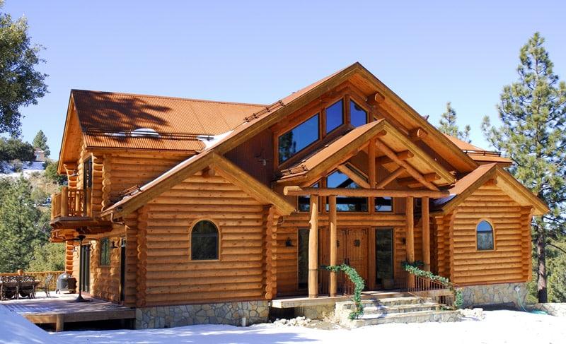 Construction de maison en ossature bois