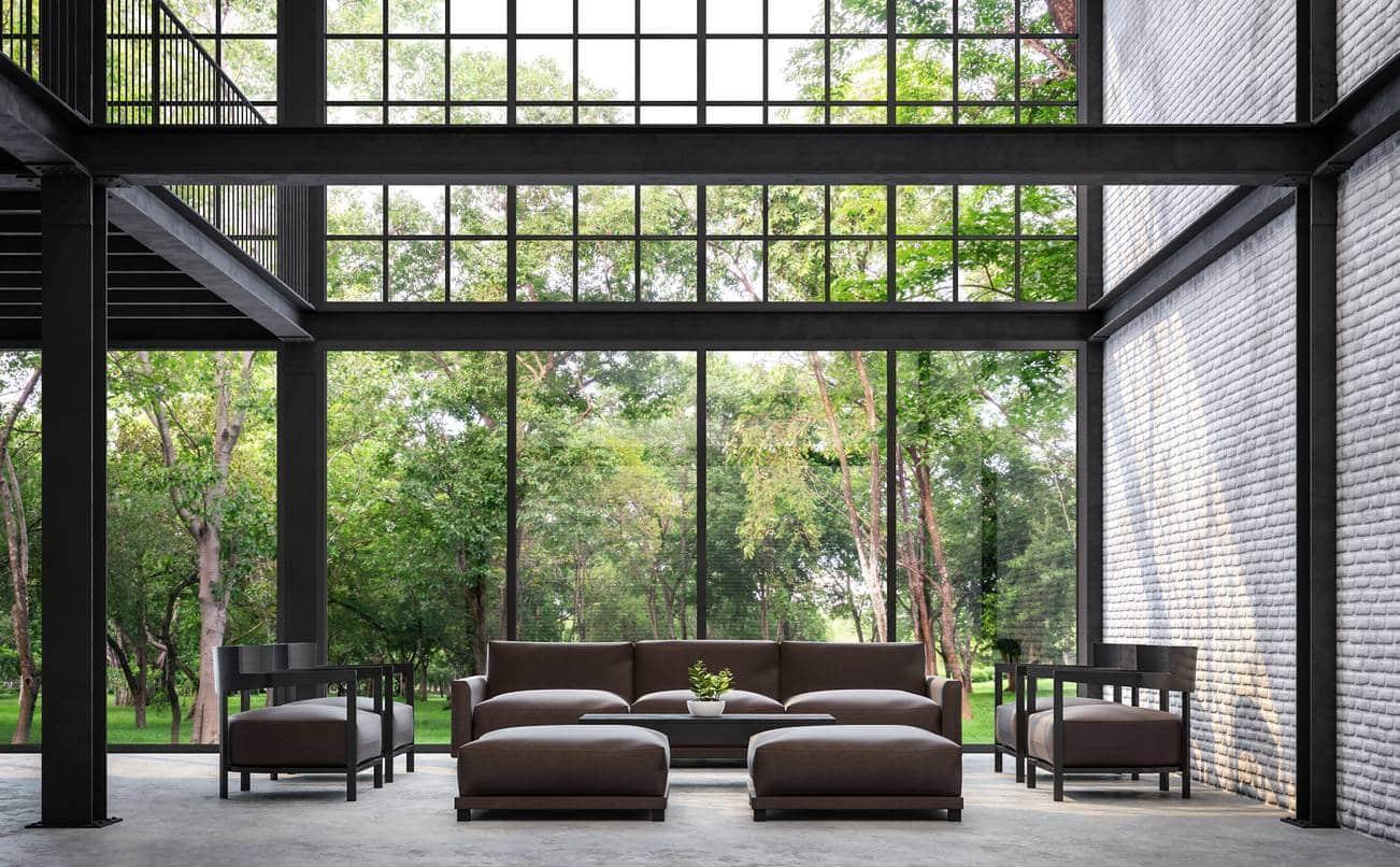 mobilier personnalisé loft décoration